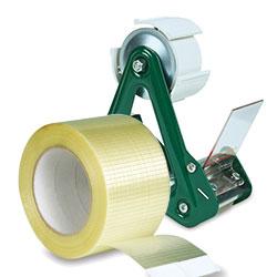 Klebebandabroller Gefahrgut richtig verpackt. Stabiles Zubehör für den Versand von GBOX Gefahrgutverpackungen / Industrieverpackungen von ALEX BREUER im Onlineshop kaufen