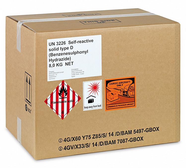 GBOX Standard Gefahrgutkarton .Gefahrgutverpackungen / Industrieverpackungen von ALEX BREUER im Onlineshop kaufen