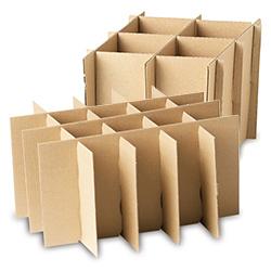Stabile passende GBOX Stegeinsatz / Stegeinsätze für 4G Gefahrgutkartons - Gefahrgutverpackungen / Industrieverpackungen im Onlineshop kaufen.