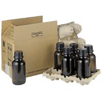 GBOX Glasflaschenset 6x 0,5 für Gefahrgut Transport flüssger Gefahrgüter - Gefahrgutverpackungen / Industrieverpackungen im Onlineshop