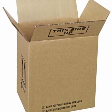 GBOX Standard 4G Gefahrgutkarton 92751. UN Gefahrgutverpackungen / Industrieverpackungen von ALEX BREUER im Onlineshop kaufen