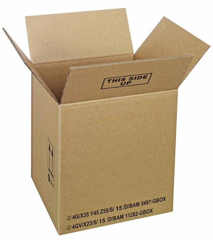 GBOX Standard Gefahrgutkartons 93886. Gefahrgutverpackungen 380 x 340 x 400 mm von ALEX BREUER im Onlineshop kaufen