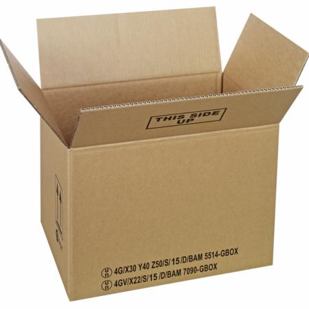 GBOX Standard 4G Gefahrgutkartons 94286. Gefahrgutverpackungen / Industrieverpackungen von ALEX BREUER im Onlineshop kaufen