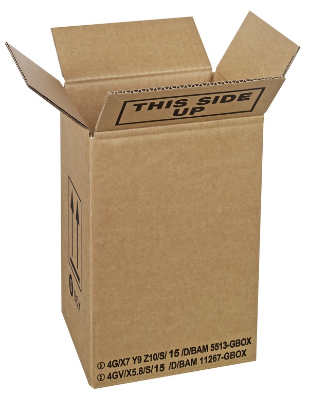 94886 GBOX 4G Gefahrgutkarton. Gefahrgutverpackungen 190 x 170 x 280 mm im Onlineshop kaufen
