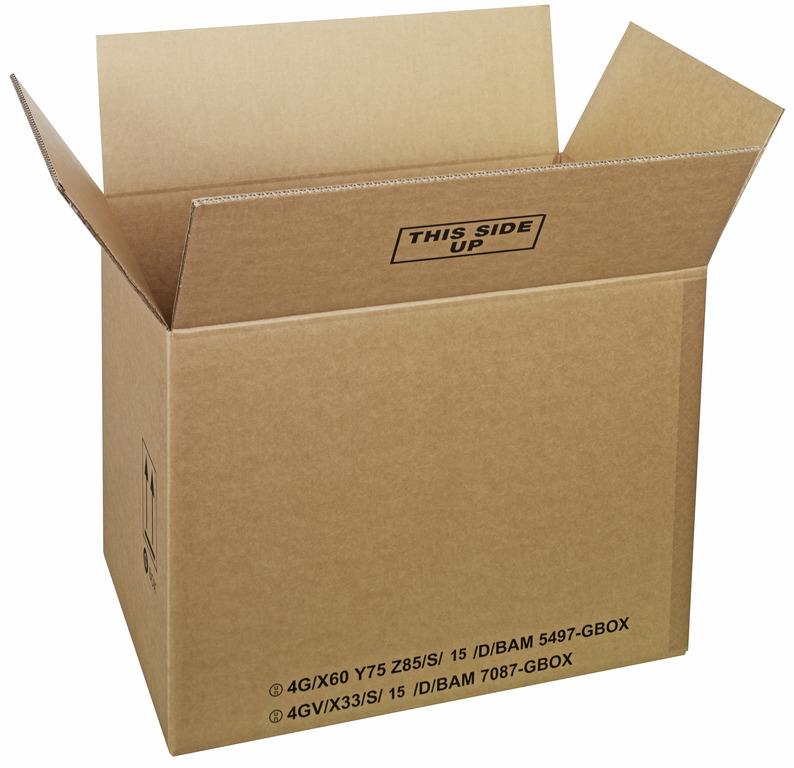 95703 GBOX 4G Gefahrgutkarton. Die Gefahrgutverpackung / Industrieverpackung von ALEX BREUER im Onlineshop kaufen