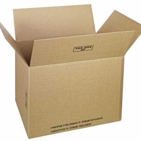 97705 GBOX 4G Gefahrgutkarton. Die Gefahrgutverpackungen / Industrieverpackungen im ALEX BREUER Onlineshop kaufen