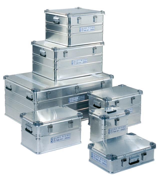 GBOX 4B / 4BV Alubox · Aluminiumkiste Gefahrgutverpackungen / Industrieverpackungen von ALEX BREUER kaufen