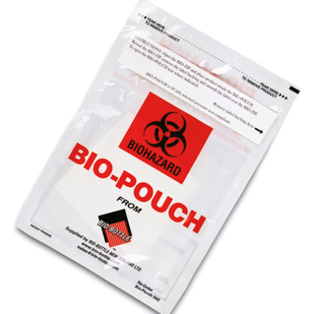 GBOX Biopouch. Versandtasche für gefährliche Stoffe Gefahrgutklasse 6.2 - Gefahrgutverpackungen / Industrieverpackungen im Onlineshop