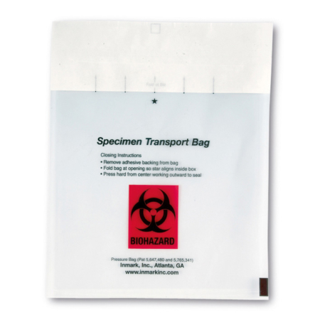 GBOX 95kPa Specimen Transport Bag. Versandtasche für gefährliche Stoffe Gefahrgutklasse 6.2 - Gefahrgutverpackungen / Industrieverpackungen im Onlineshop