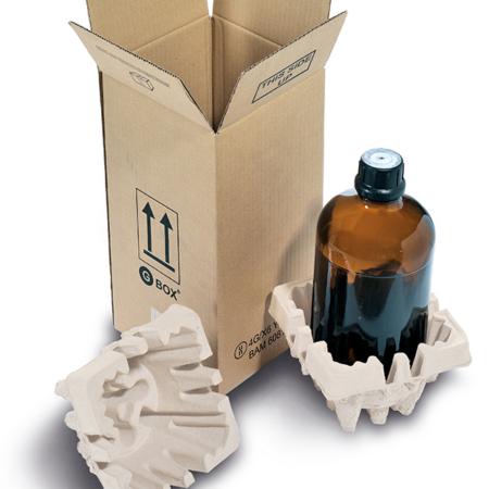 GBOX 4G Gefahrgut Transport 2,5 Liter flüssiger Gefahrgüter - Gefahrgutverpackungen / Industrieverpackungen im Onlineshop