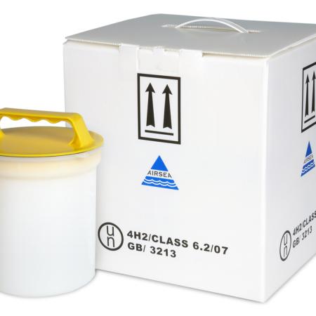 GBOX Biotransporter. Set für den Versand ansteckungsgefährlicher Stoffe GK 6.2 - Gefahrgutverpackungen / Industrieverpackungen - Im Onlineshop kaufen