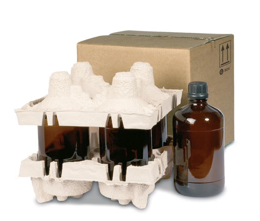 GBOX - Gefahrgutverpackung Flaschen Gefährliche Stoffe