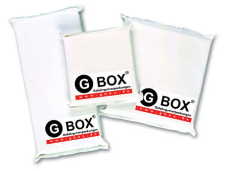 GBOX - Gefahrgutverpackung Gefahrgut Transport Kühlelemente