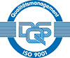 DQS Qualitätsmanagement-Siegel
