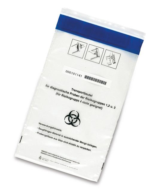 GBOX Transportbeutel. Für den Probenversand gefährlicher Stoffe Gefahrgutklasse 6.2 Risikogruppen 1,2 und 3 – Gefahrgutverpackungen / Industrieverpackungen im Onlineshop kaufen