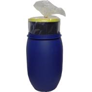 GBOX Kunststoffverpackung / 60 Liter Entsorgungsverpackung basierend auf M305. Gefahrgutverpackungen / Industrieverpackungen von ALEX BREUER im Onlineshop