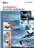 Katalog 2017 GBOX Gefahrgutverpackungen. Gefahrgut richtig verpackt von ALEX BREUER. Alle Gefahrgutkartons, Gefahrgutetiketten und Zubehör in der Übersicht