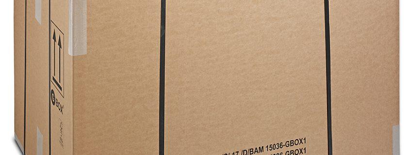 GBOX 4G Gefahrgutkarton Groß. Gefahrgutverpackungen / Industrieverpackungen jetzt kaufen > Warenkorb