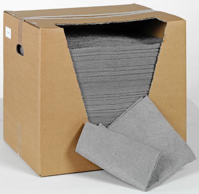 Spenderbox für Universalabsorber Saugtücher bei Gefahrgutverpackungen / Industrieverpackungen von ALEX BREUER im Onlineshop