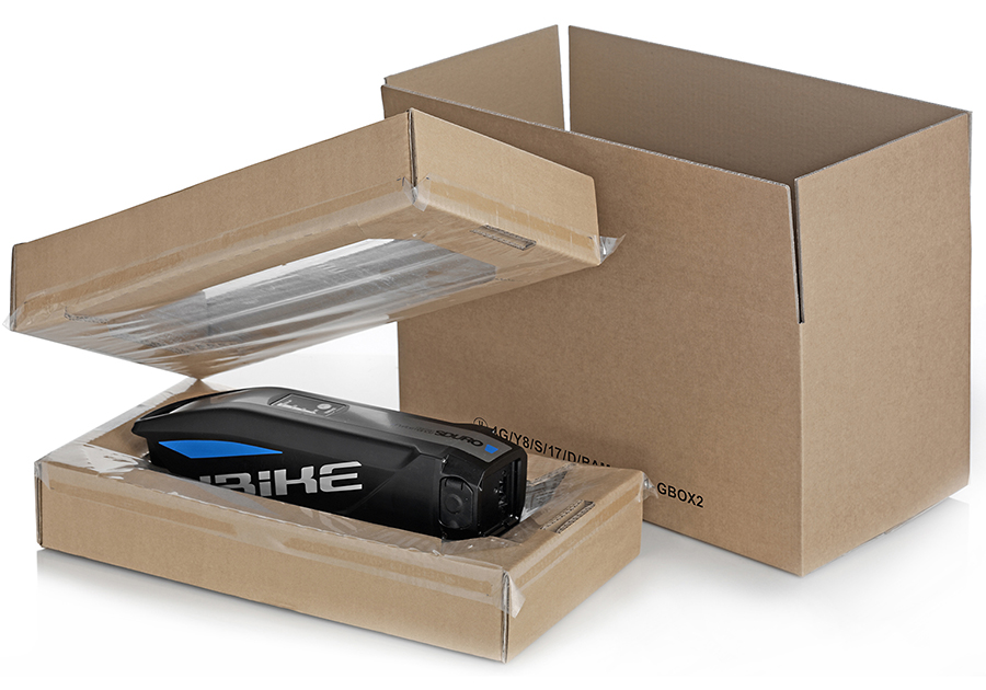 GBOX Lithiumbatterie Verpackung