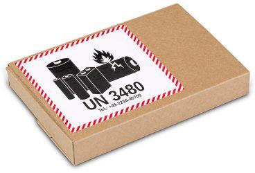 UN 3480 GBOX Gefahrgutkarton – Gefahrgutverpackungen / Industrieverpackungen von ALEX BREUER im Onlineshop kaufen