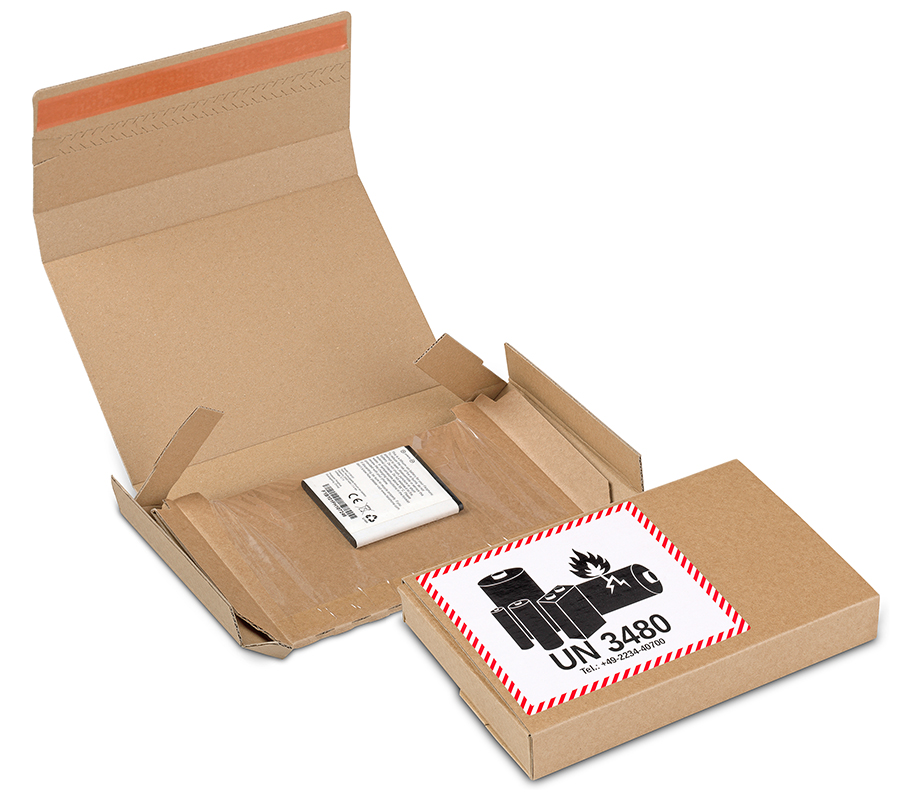 GBOX - 4G LQ Gefahrgutverpackungen Gefahrgutkartons by Alex Breu
