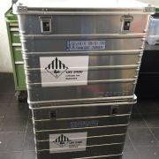 UN 3480 GBOX Alubox – Gefahrgutverpackungen / Industrieverpackungen für Lithiumbatterien Gefahgutklasse 9 im Onlineshop kaufen. Projekt Sonnenwagen