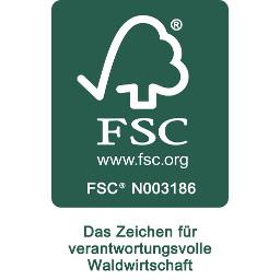 GBOX Gefahrgutkarton Gefahrgutverpackung mit FSC Zertifikat für nachhaltige Waldwirtschaft